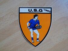 U.s.g sticker tennis