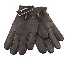 Accessoires noirs en cuir, taille unique pour homme