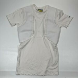 Cabela's Conceal Carry Shirt Womens Size Small Tactical White Holster Jersey