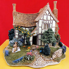 "Lilliput Lane Hampton Manor L2056 New In Box 4"" England Collectors Special 1997"