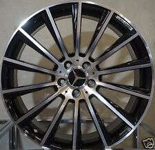"20"" Mercedes 2016 S63 S550 Rims S500 S400 S350 CL63 CL550 CL500 AMG Wheels"