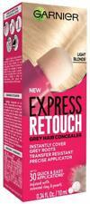 ( Set of 3 ) Garnier Express Retouch Hair Root Cover Light Blonde  10 ml