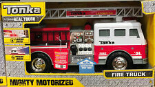 NEW Tonka Mighty Motorized Fire Truck - Lights, Sounds, Working Ladder