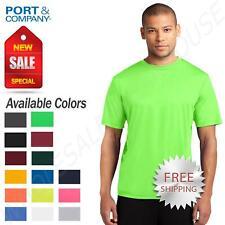 Port & Company Mens Dri-Fit Workout Sports Moisture Wicking Gym T-Shirt M-PC380
