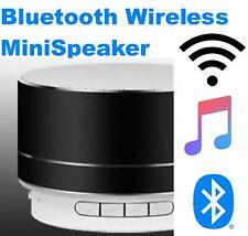 Mini Portable Bluetooth Speaker Wireless Super Bass Handsfree USB Rechargeable