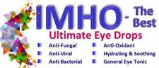 Superb eye drops for bacterial, viral and fungal infection in people and pets