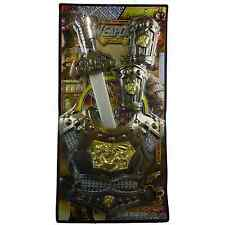 Kids Sword Knight Set Game of Thrones Style Toy Set & Halloween Accessory