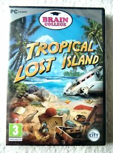 27858 - Tropical Lost Island [NEW / SEALED] - PC (2009) Windows XP