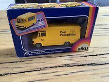 Siku Mercedes Post Van