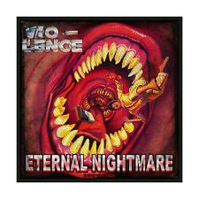 VIO-LENCE NEW  patch - ETERNAL NIGHTMARE