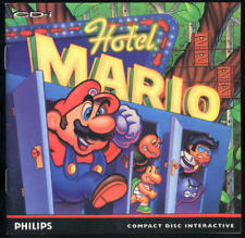PHILIPS CDI HOTEL MARIO GAME SPIEL JEU CD-I GAME MAGNAVOX