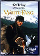 WHITE FANG (1991) Ethan Hawke Region 4 DVD New & Sealed Disney