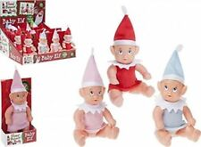 Elf Baby - Elf Sits On The Shelf For Christmas Accessory - Girl Baby FREE POST