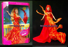 Dancing Fire Evening Enchantment Barbie Doll Fiery Autumn Fall Colors Lot 2