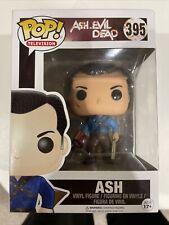 Funko Pop Ash #395 Vaulted Ash Vs Evil Dead