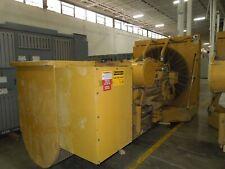 Caterpillar 3512 Generator 1250kw 1562kva 480y277v Ac 1878a 4975hours 24z06873
