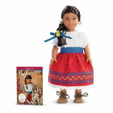 American Girl Doll Mini Josefina Beforever NEW!! and Book