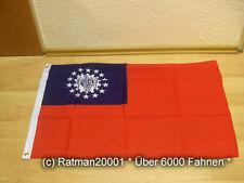 Fahnen Flagge Myanmar Burma - 60 x 90 cm