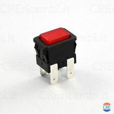 Interruttore Luminoso Rosso per Vaporella POLTI - M0006009