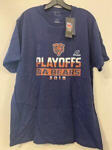 Chicago Bears Fanatics Men's T-Shirt NWT Large