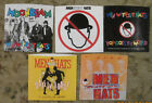 LOT of 5 MEN WITHOUT HATS 45rpm Picture Sleeves (ONLY!)