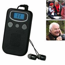 AU Magic Personal Ear Hearing Aid Device Booster Sound Hearing Amplifier Digital