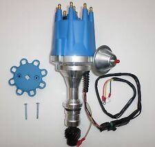 Small Cap OLDSMOBILE 307, 330, 350, 400, 403,455 PRO SERIES BLUE HEI Distributor