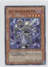2005 Yu-Gi-Oh! Elemental Energy EEN-EN020 Beiige Vanguard of Dark World Card 1f0