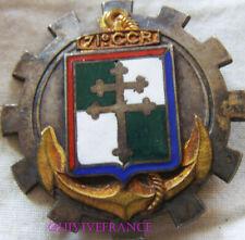 IN14558 - INSIGNE 71° Compagnie de Circulation Routière, en E.O.