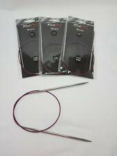 Knitpro NOVA circular knitting needles, 2-12 mm, 60 cm