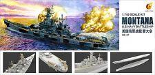 Very Fire VF700901 1/700 U S S Montana BB-67 Super Battleships