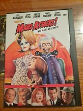 Mars Attacks! (Snap Case Dvd) Jack Nicholson, Pierce Brosnan, Danny Devito