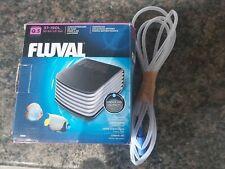 Fluval Q.5 Aquarium Air Flow Pumps, Quiet Reliable Fish Tank Oxygen Pump
