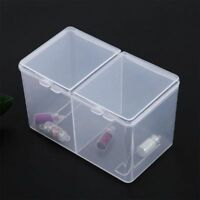 Case swab container container storage box nail towel box cosmetic organizer