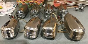 14 VIntage Bicycle  Horn's Cycle RIte & Others Made in Hong Kong Parts or Repair