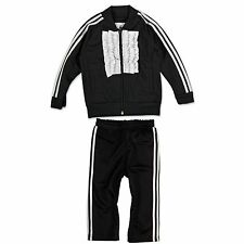 ADIDAS ORIGINALS KINDER TUXEDO JOGGER JEREMY SCOTT TRAININGSANZUG ANZUG BABY 62