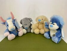 Tatty Teddy - My Blue Nose Friends - Koodoo, Spartacus, Truffles +Soft Toy Plush