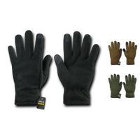 Rapid Dom Polar Fleece Winter Gloves Thumb Fingertip Touch-Screen Compatible