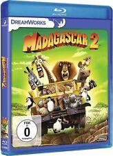 Blu-ray MADAGASCAR 2  # DreamWorks # TOP! ++NEU