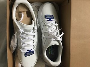 Skechers Sneakers Mens Sz.12 Comfort Stability Shoes Skyline Woodmist White New