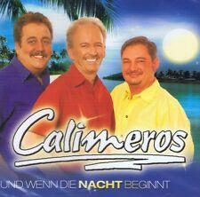Calimeros - Und Wenn die Nacht Beginnt CD NEU Gitarren In Der Sommernacht