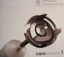 Caosessions 1 (Caos Sessions) (2 x CD) Nathan Fake Michael Mayer Alex Kid Samim
