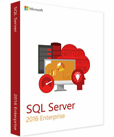 Microsoft SQL Server 2016 Enterprise Activation Key | Digital Delivery