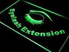 "16""x12"" i958-g Eyelash Extension Beauty Salon Neon Sign"