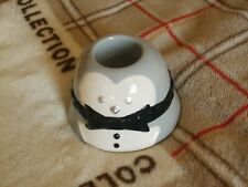 Yankee Candle Votive Holder in the shape of a Penguin Excellent condition