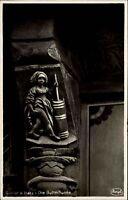 GOSLAR Harz Niedersachsen AK Butterhanne Skulptur Brusttuch ca. 1940 ungelaufen