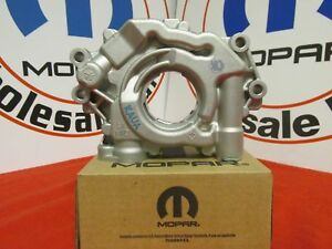 DODGE RAM CHRYSLER JEEP 5.7L HEMI Engine Oil Pump NEW OEM MOPAR