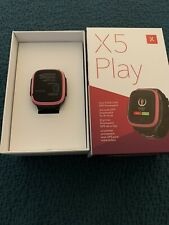XPLORA X5 Play, Watch Phone for Children with GPS Location Tracking New Pink