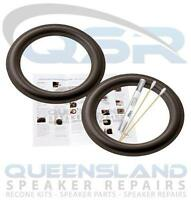 "6.5"" Foam Surround Repair Kit to suit Kenwood Speakers SW-7 (FS 144-120)"