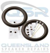 "10"" Foam Surround Repair Kit to suit Paradigm Speakers PDR10 PS1000 (FS 226-192)"